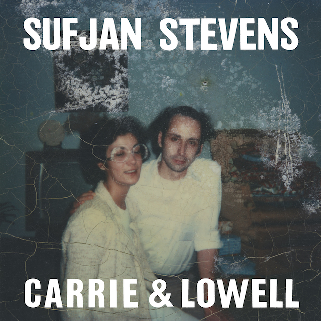 Sufjan Stevens Carrie & Lowell Dot Dash Albums of 2015