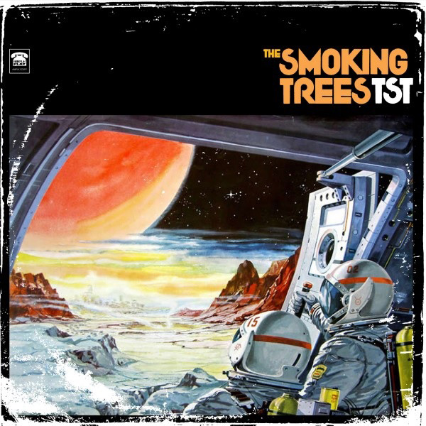 The Smoking Trees TST Dot Dash Albums of 2015