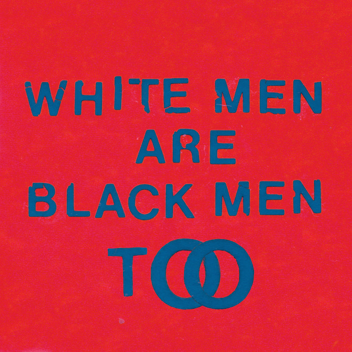Young Fathers White Men Are Black Men Too Dot Dash Albums of 2015