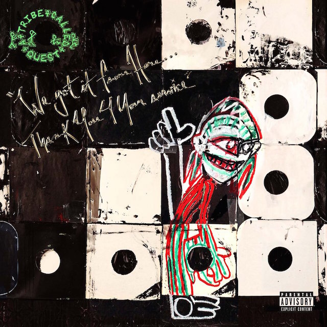 Dot Dash Albums of 2016 A Tribe Called Quest