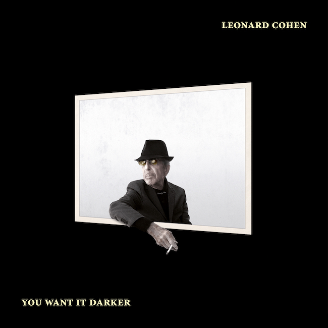 Dot Dash Albums of 2016 Leonard Cohen
