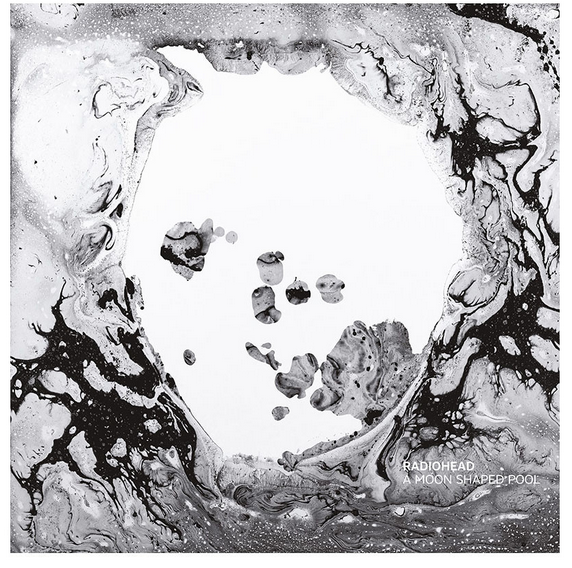 Dot Dash Albums of 2016 Radiohead