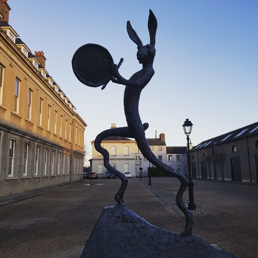 Hare At IMMA